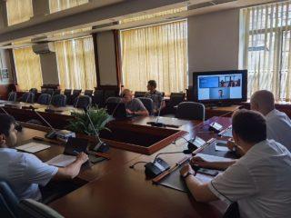 Сотрудники Минздрава РД и ГБУ РД «РМИАЦ» приняли участие в совещании по показателю «Достижение «цифровой зрелости»